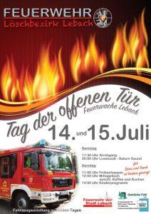 Tag der offenen Tür - LB Lebach @ Feuerwache Lebach | Lebach | Saarland | Deutschland