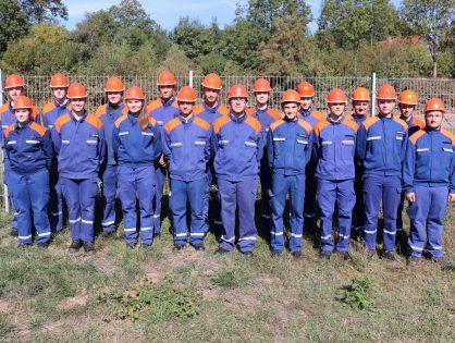Jugendfeuerwehren aus Lebach erlangen die Leistungsspange in Piesbach