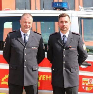 von links: Andreas Holzer, Steffen Kaspar