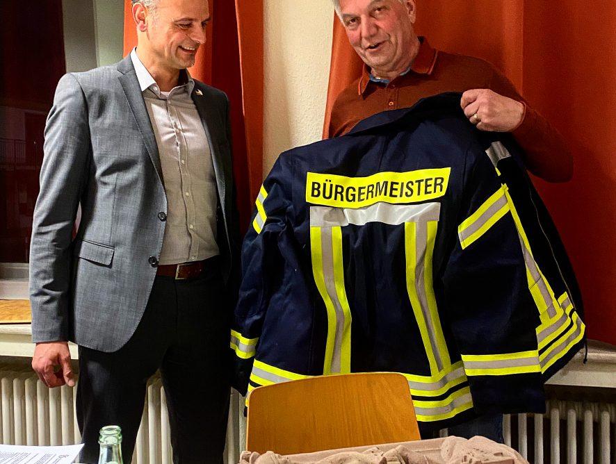Feuerwehr Stadt Lebach zieht Bilanz und dankt seinen Mitgliedern